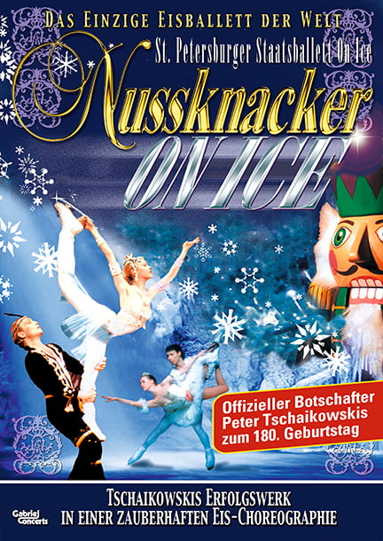 St. Petersburger Staatsballett on Ice - Щелкунчик